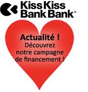 Soutenir Jouer pour Vivre sur Kiss Kiss Bank Bank