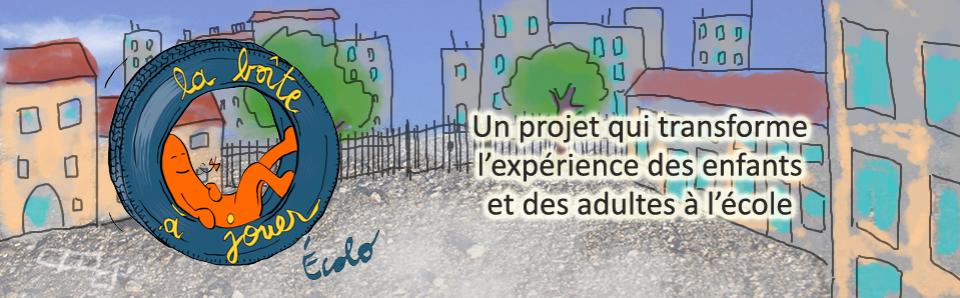 Un projet qui transforme l'éxpérience des enfants et des adultes à l'école