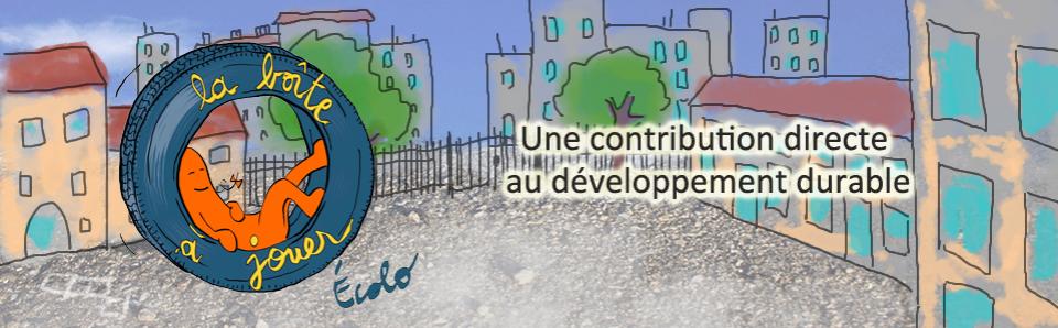 Une contribution directe au développemnt durable