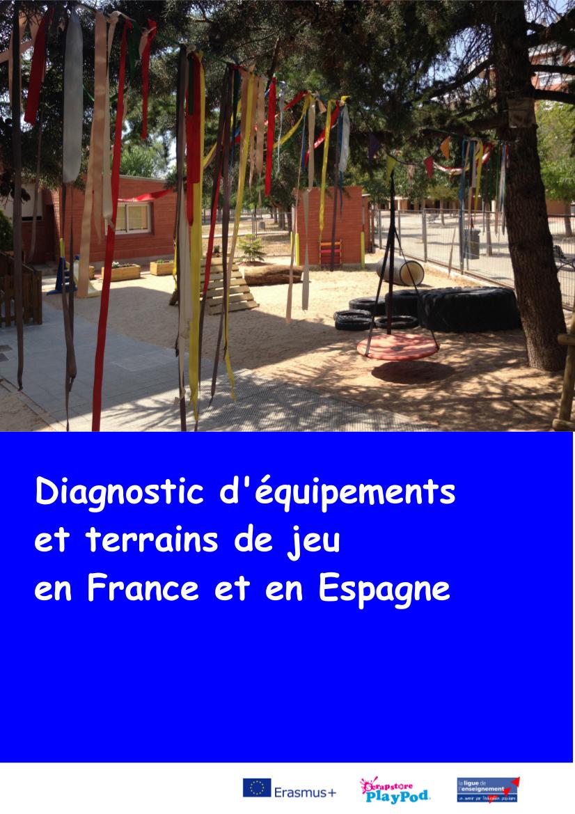 Première page Traduction complète diagnostic des espaces de jeu - V2